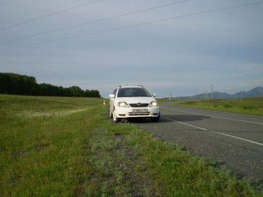 Corolla Fielder 2003 отзыв автора | Дата публикации 03.07.2012.