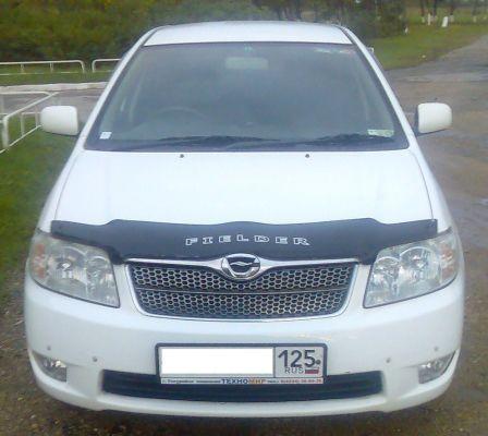 Toyota Corolla Fielder 2006 - отзыв владельца