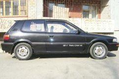 Toyota Corolla FX, 1990