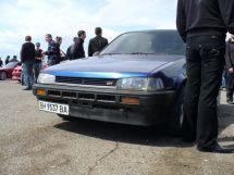 Toyota Corolla FX, 1984