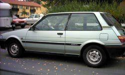 Toyota Corolla FX  - отзыв владельца