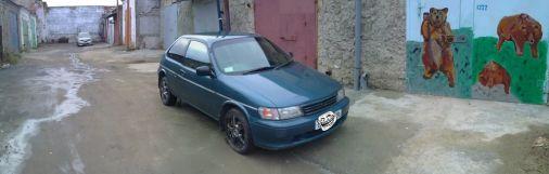 Toyota Corolla II, 1993
