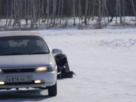 Toyota Corolla II 1990 - отзыв владельца