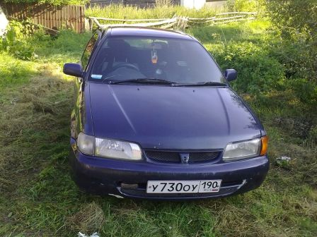 Toyota Corolla II 1998 - отзыв владельца