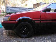 Toyota Corolla Levin, 1984