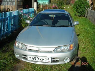 Toyota Corolla Levin, 1999