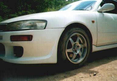 Corolla Levin 1993 отзыв автора | Дата публикации 16.03.2003.