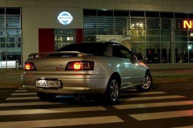Corolla Levin 2000 отзыв автора | Дата публикации 27.03.2009.