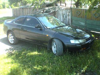 Toyota Corolla Levin, 1993