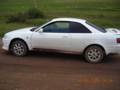 Corolla Levin 1998 отзыв автора | Дата публикации 18.08.2009.