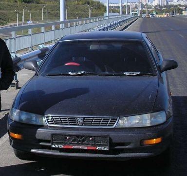 Corolla Levin 1993 отзыв автора | Дата публикации 14.12.2005.