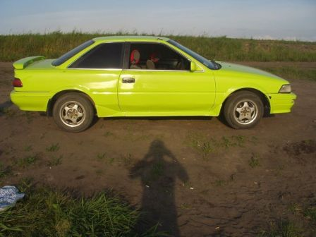 Toyota Corolla Levin 1987 - отзыв владельца