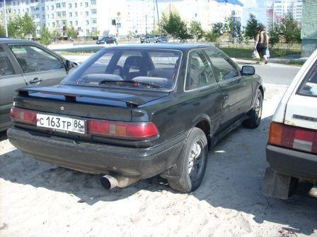 Toyota Corolla Levin 1990 - отзыв владельца