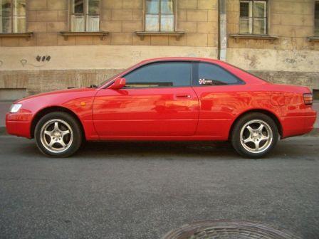 Toyota Corolla Levin 2000 - отзыв владельца