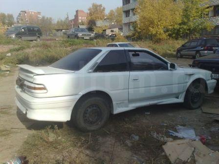 Toyota Corolla Levin 1989 - отзыв владельца