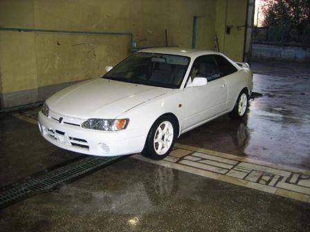 Toyota Corolla Levin 1997 - отзыв владельца