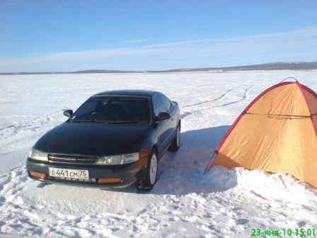 Toyota Corolla Levin 1996 - отзыв владельца
