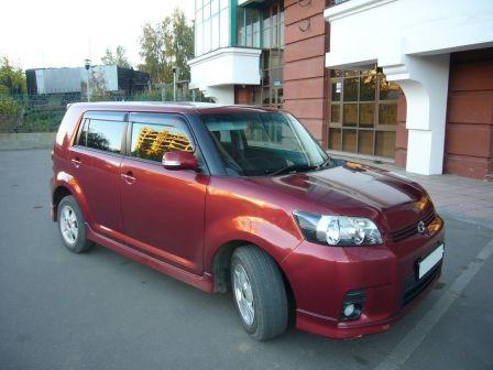 Toyota Corolla Rumion 2007 - отзыв владельца