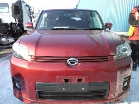 Toyota Corolla Rumion 2008 - отзыв владельца