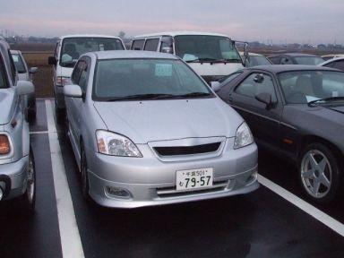 Toyota Corolla Runx 2003 отзыв автора | Дата публикации 27.12.2007.