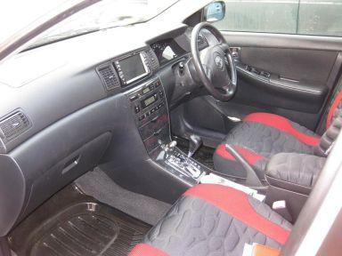 Toyota Corolla Runx 2003 отзыв автора | Дата публикации 27.05.2011.