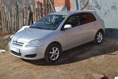Toyota Corolla Runx отзыв автора | Дата публикации 01.06.2011.
