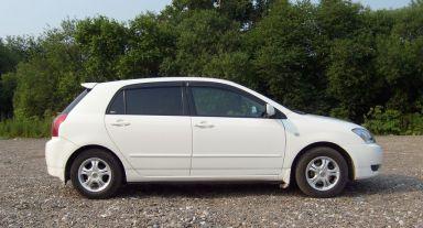 Toyota Corolla Runx 2003 отзыв автора | Дата публикации 02.08.2012.