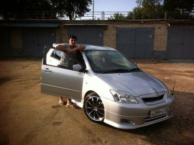 Toyota Corolla Runx 2003 отзыв автора | Дата публикации 11.08.2012.