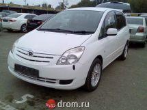 Toyota Corolla Spacio, 2003