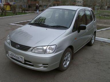 Toyota Corolla Spacio, 2000