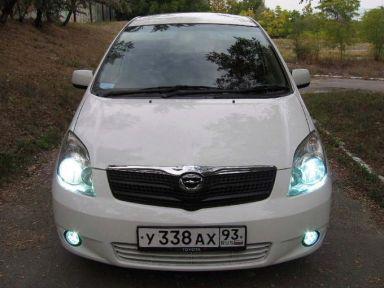 Toyota Corolla Spacio, 0
