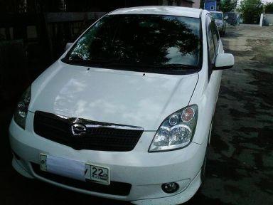 Toyota Corolla Spacio, 2001