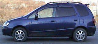 Toyota Corolla Spacio, 1997