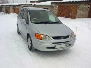 Toyota Corolla Spacio, 1998