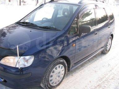 Corolla Spacio 1997 отзыв автора | Дата публикации 11.03.2012.