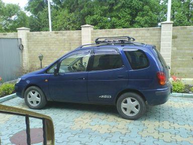 Corolla Spacio 1997 отзыв автора | Дата публикации 29.07.2012.