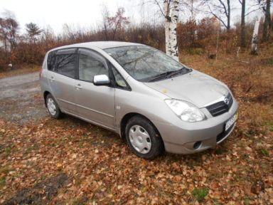 Toyota Corolla Spacio, 2002