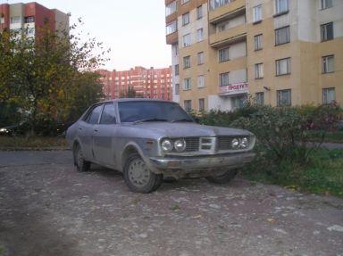 Toyota Corona, 1975