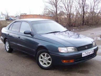 Toyota Corona 1994 отзыв автора   Дата публикации 08.10.2007.