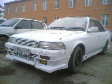 Toyota Corona 1988 отзыв автора | Дата публикации 17.04.2008.