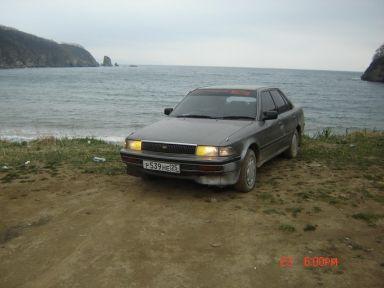 Toyota Corona 1990 отзыв автора   Дата публикации 27.04.2008.