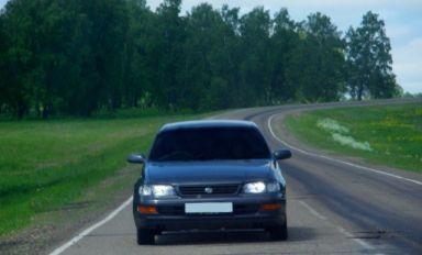 Toyota Corona 1995 отзыв автора | Дата публикации 30.01.2011.
