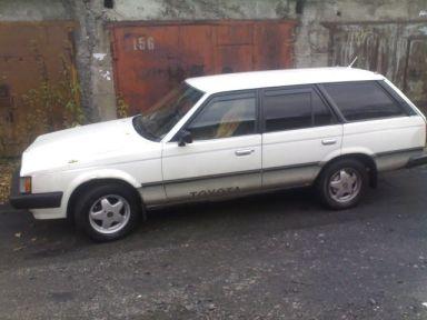 Toyota Corona, 1986