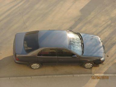 Toyota Corona 1993 отзыв автора | Дата публикации 28.12.2011.