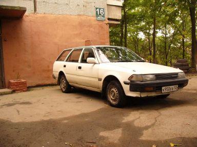 Toyota Corona, 1991