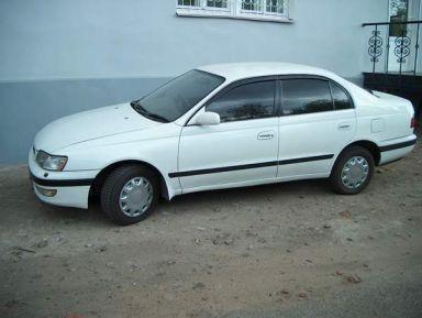Toyota Corona 1994 отзыв автора   Дата публикации 27.08.2004.