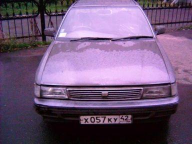 Toyota Corona 1988 отзыв автора | Дата публикации 01.11.2004.