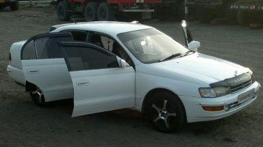 Toyota Corona 1993 отзыв автора | Дата публикации 04.10.2012.