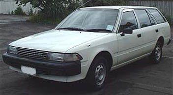 Toyota Corona, 1990