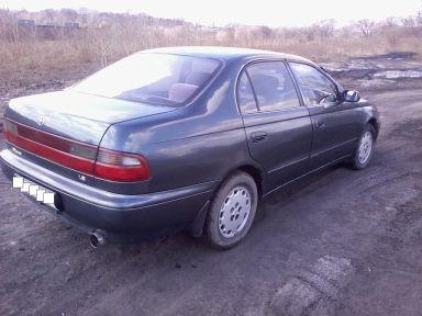 Toyota Corona 1993 отзыв автора | Дата публикации 29.04.2013.